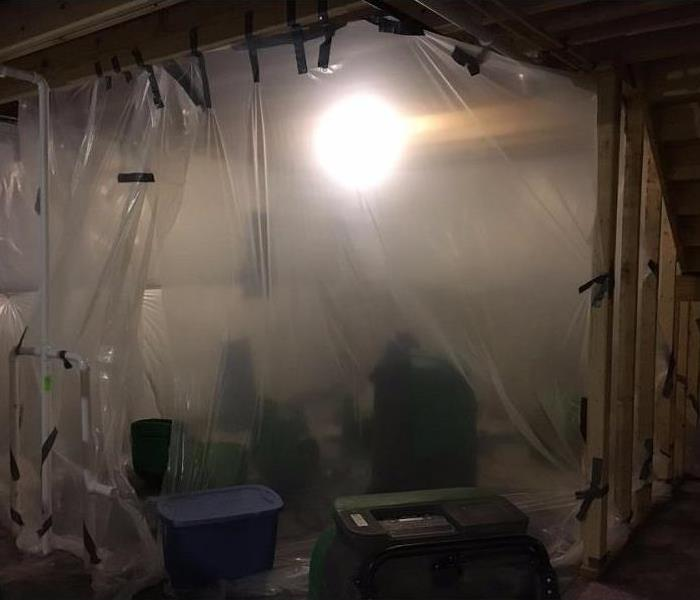 Containment Necessary During Mold Remediation