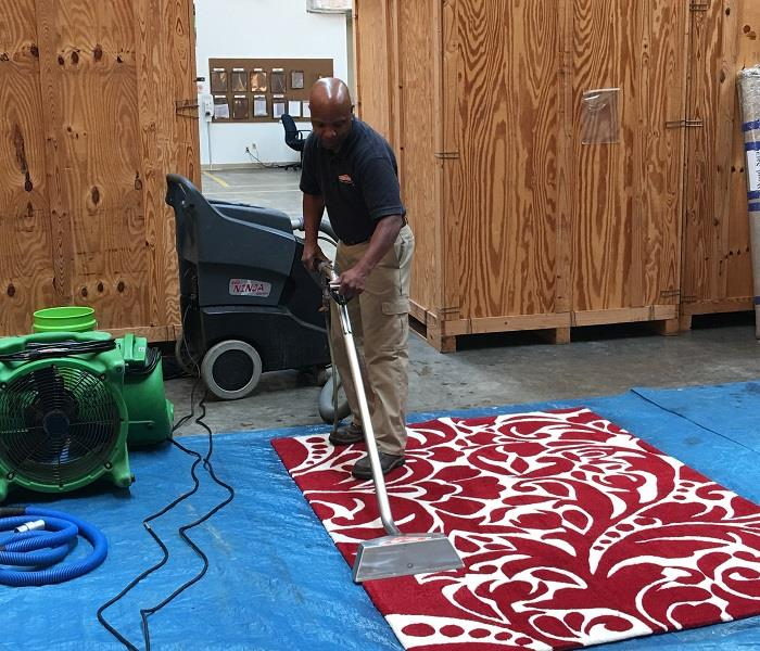 SERVPRO of Boone County Cleans & Restores Carpets