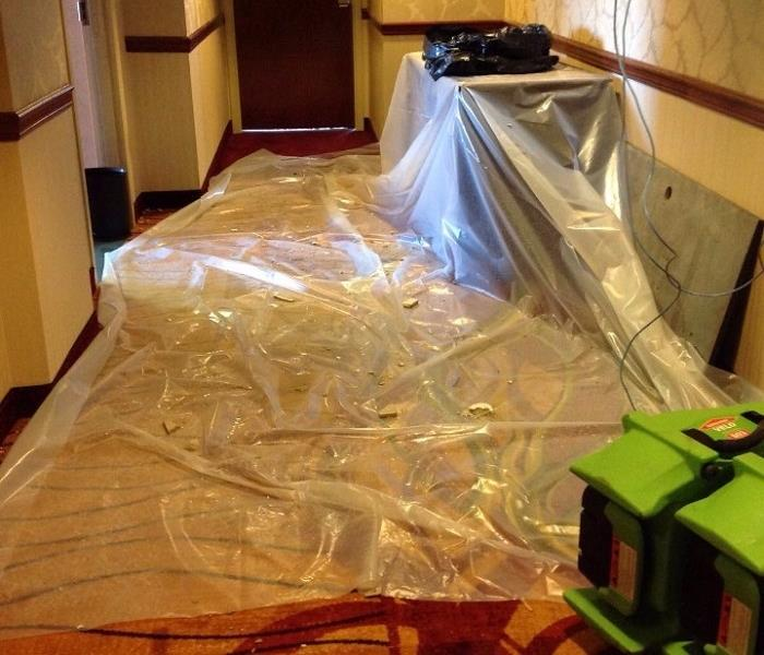 Commercial Water Damage in Erlanger, Kentucky