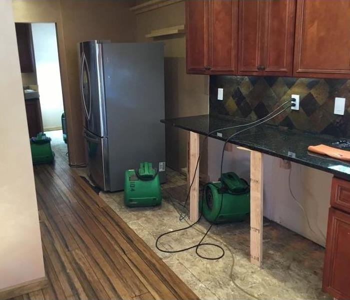 Water Damage in Florence, Kentucky
