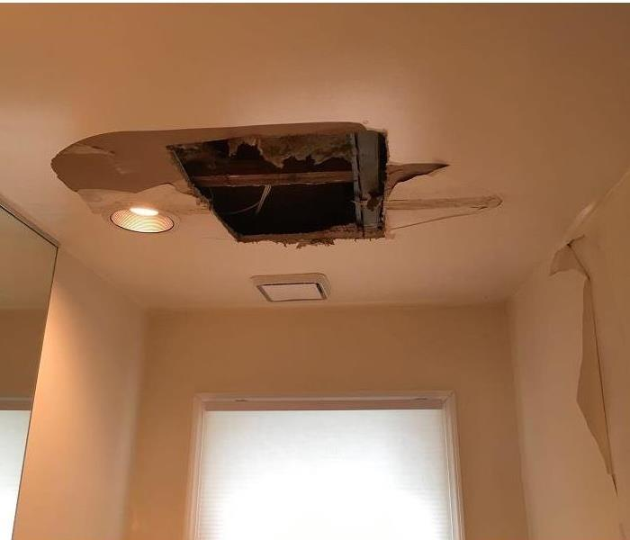 Water Damage in Covington, Kentucky