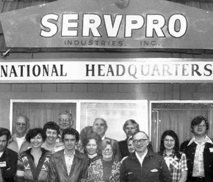 Commercial A Little Lesson About the History of SERVPRO...