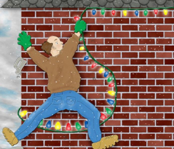 Commercial Are You Hanging Holiday Lights This Year? Here Are Some Great Tips!